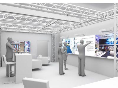 Das neue Medientechniklabor von macom bei Stuttgart (Foto: macom)
