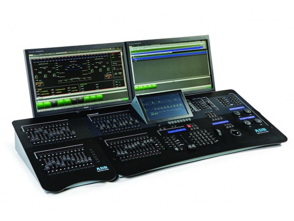 ADB-Lichtstellpult- Marke wird von Clay Paky weitergeführt (Foto: ADB TTV SAS)
