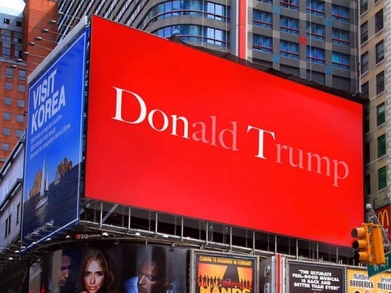 """Aktuelles Fake Ad """"Don'T"""" - auch gegen populistische Firmen gibt es Möglichkeiten der Gegenwehr (Foto und Grafik: AML / Stephen O'Neill )"""