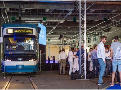 Clear Channel übernimmt Portfolio - Plakatstellen und Präsenz an VBZ-Haltestellen (Foto: Clear Channel Schweiz)