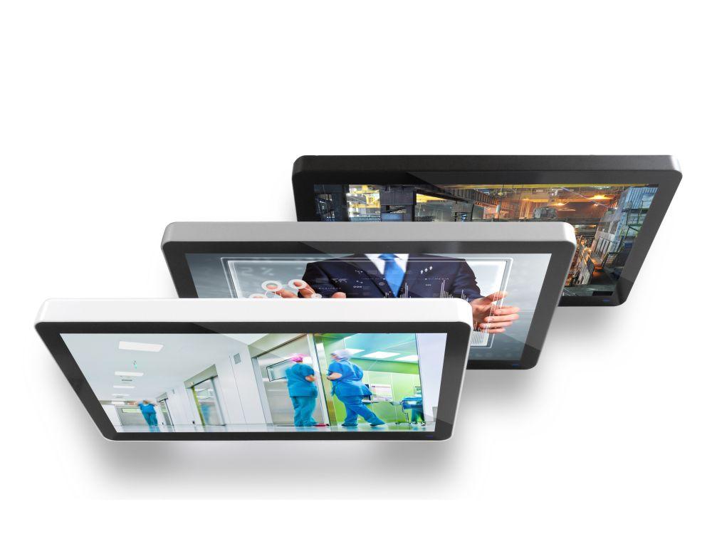 Drei verschiedene True Flat S Screens (Foto: Canvys)