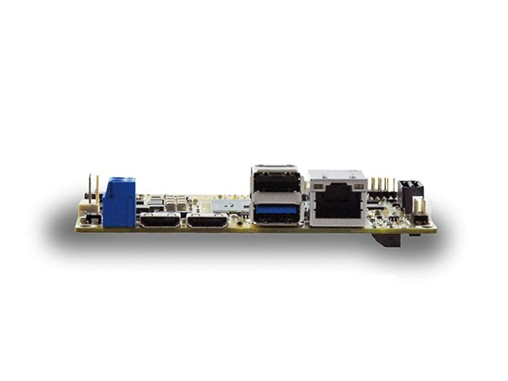Für verschiedene 4K Display-Anwendungen gedacht - Pico-ITX CPU Board HYPER-BW (Foto: ICP Deutschland)