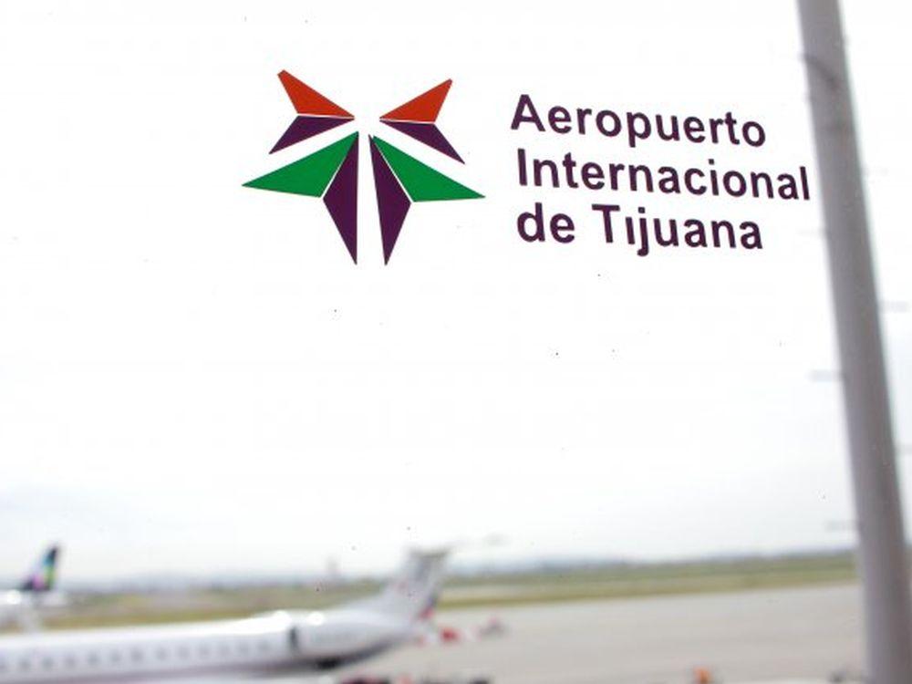 Flughafen von Tijuana - Blick aufs Rollfeld (Foto: OMA Aeropuertos)