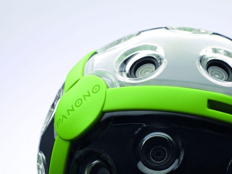 Insgesamt 36 Fixfokus-Kameras sind in der Panono integriert (Foto: Panono)
