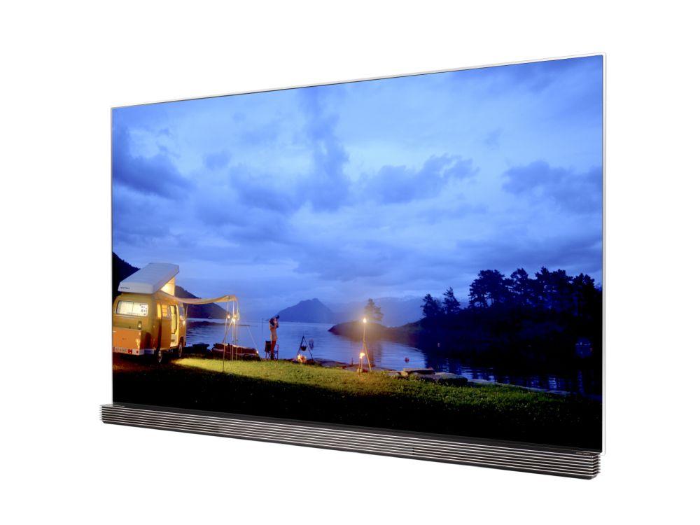 OLED TV von LG mit HDR (Foto: LG)