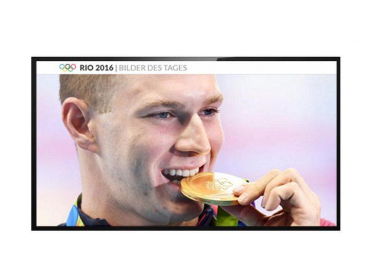 Rio 2016 ist für die deutsche DS Branche und deren Kunden ein Mega-Thema (Foto: Adversign Media)