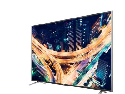 Symbolbild - Chinesische TVs wie dieser werden bald als OLEDs auf den Markt kommen (Screenshot: invidis)