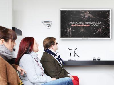 Der Tag der Epilepsie ist aktuelles Thema bei TV-Wartezimmer (Foto: TV-Wartezimmer)