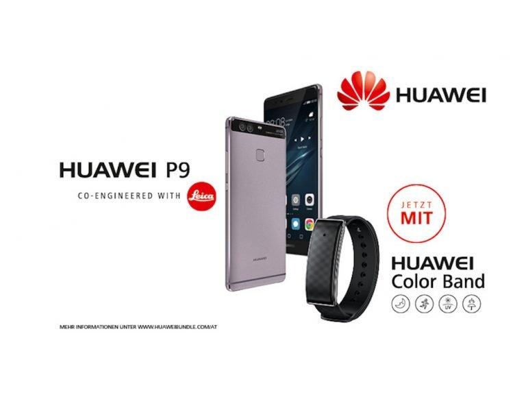 Kampagnenmotiv für Bigboard (Grafik/ Foto: Huawei)
