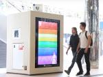 Knallbunt - Gay Pride Spot einer Waschmittelmarke von Unilever (Screenshot: invidis)