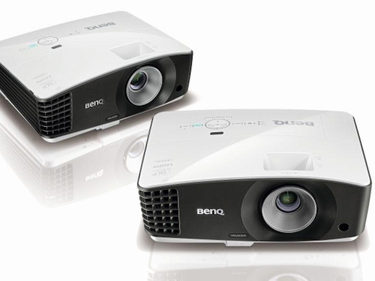 DLP Projektoren MU686 und MU706 (Foto: BenQ)