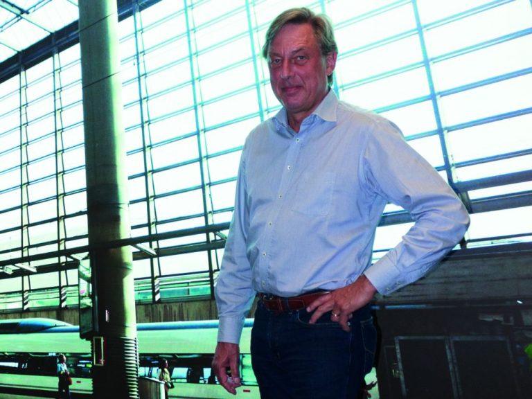Walter Hammel verantwortet bei eyevis das neue Geschäftsfeld Passagier-Informationssysteme (Foto: eyevis)