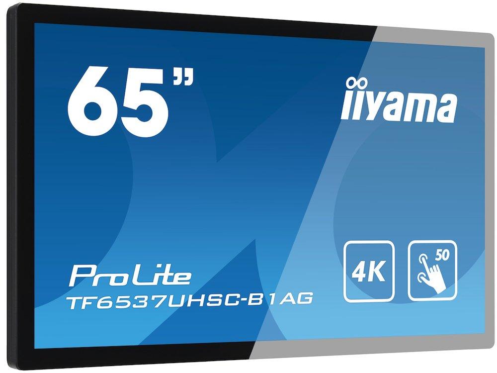 Ab jetzt ist der TF6537UHSC-B1AG im Handel verfügbar (Foto: iiyama)