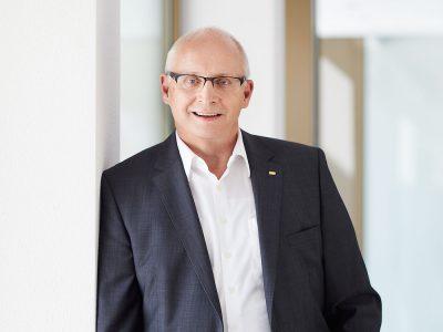 Als CTO Solutions wird Reinhard Rabenstein auch bei Diebold Nixdorf Vorstand (Foto: Diebold Nixdorf)