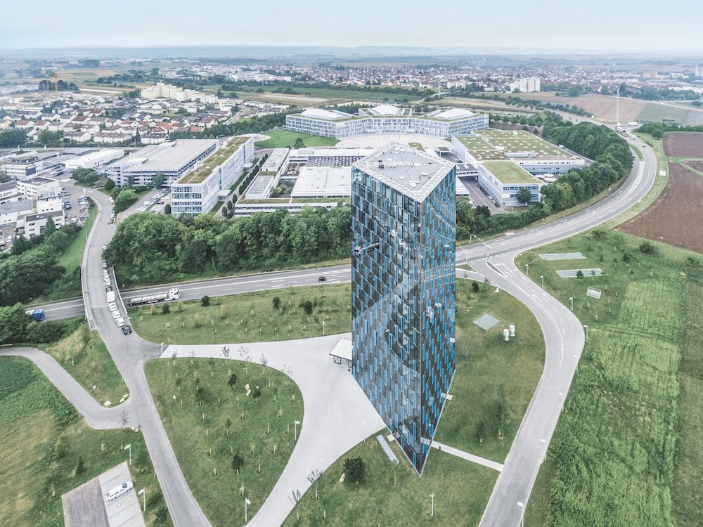 Automation Center von Festo in Esslingen (Foto: Festo AG & Co. KG)