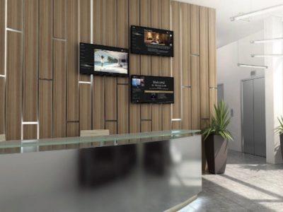 Beacons, Hotel TV und mehr - das digitale Hotel ist einen Tag lang Thema in Hamburg (Foto: LG)