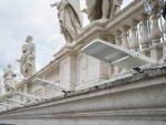Das neue Lighting System im Vatikan spart 70% der bisher eingesetzten Energie (Foto: Governatorato S.C.V. - Direzione dei Musei)