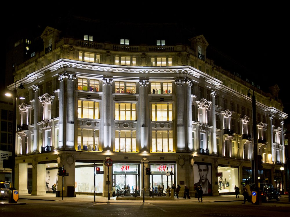 H&M Store in London (Foto: H&M)