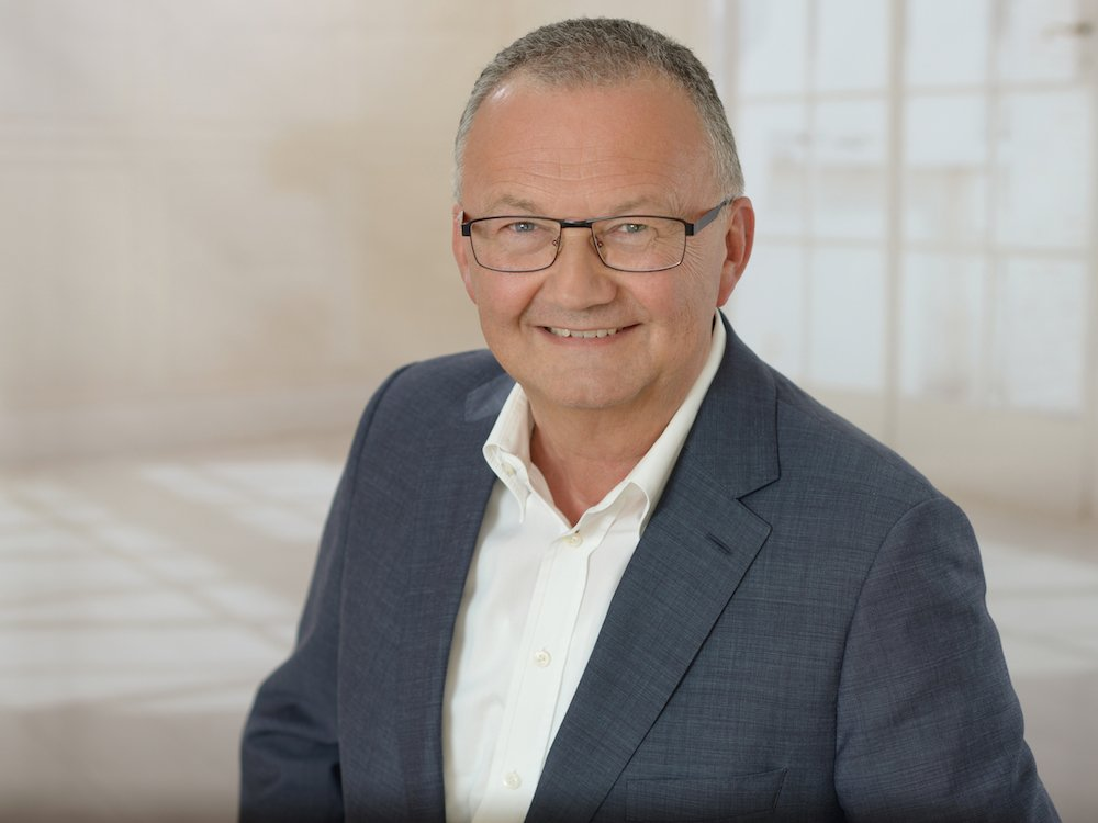 Hans Wienands neuer Senior Vice President bei Hisense Germany (Foto: Hisense / Andi Werner)