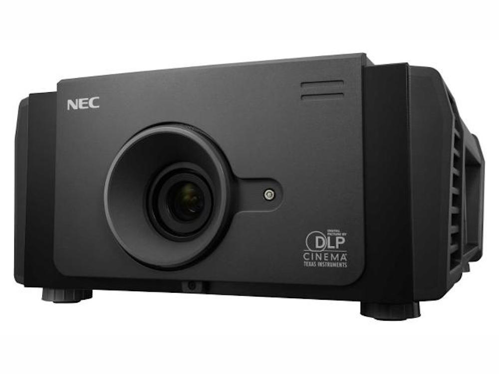 Neuer Projektor NC1000C (Foto: NEC)