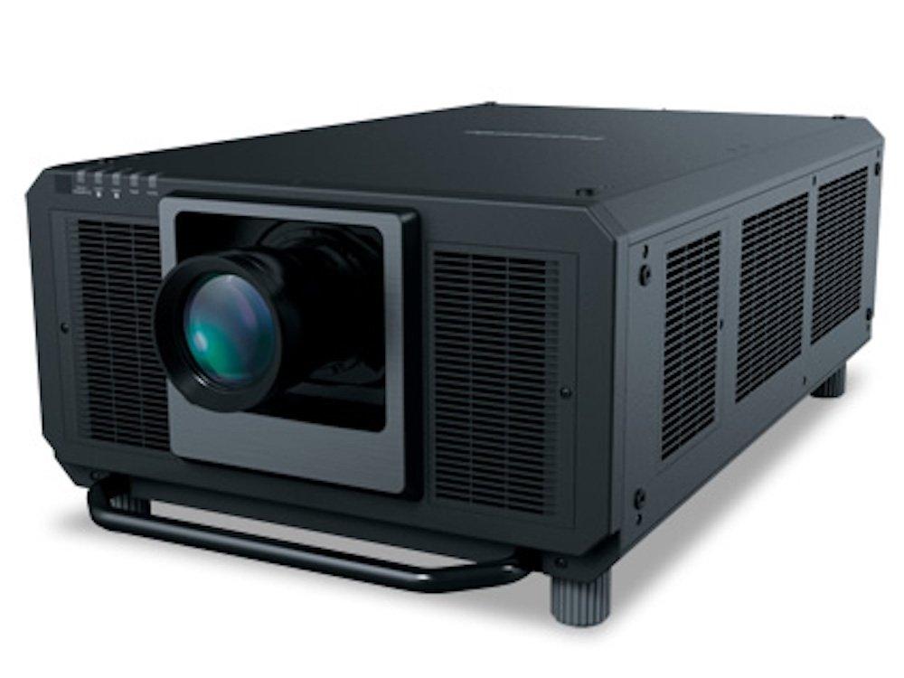 Der PT-RZ31K ist ein besonders lichtstarker Projektor (Foto: Panasonic)