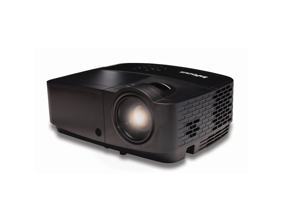 Projektor aus der neuen IN120x Serie (Foto: InFocus)