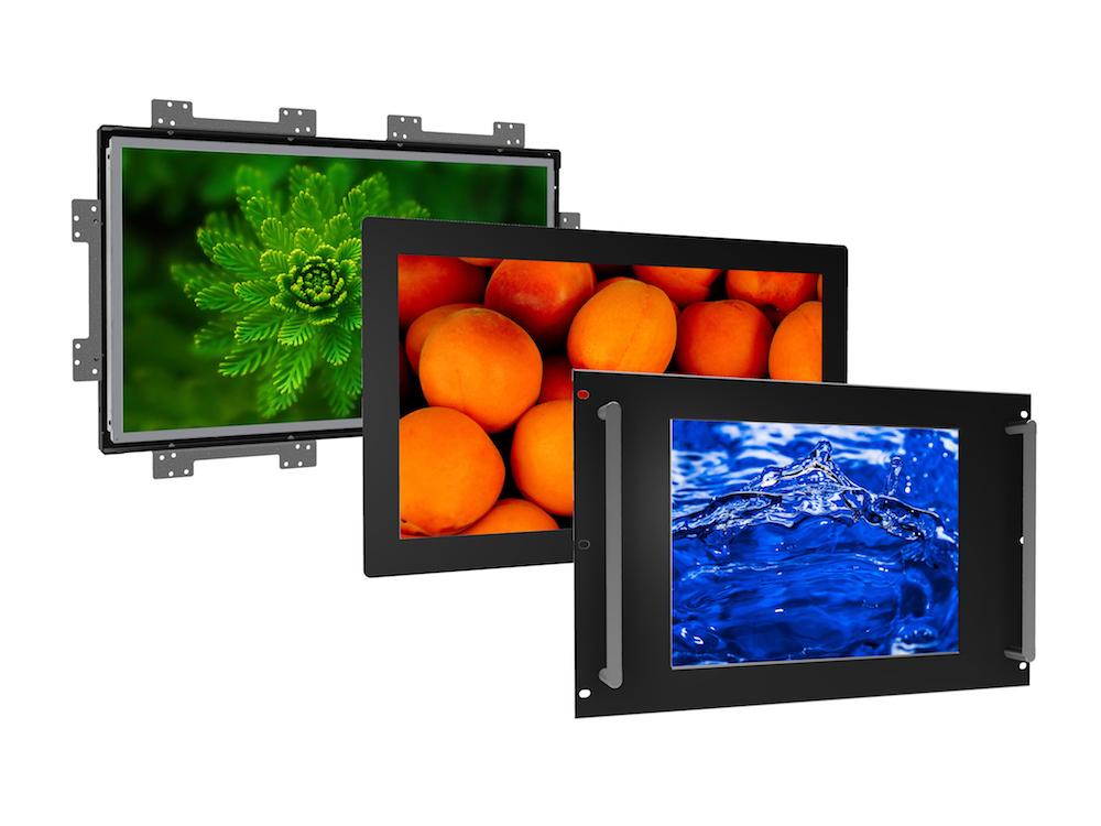 kommen nun als 10 Pkt. PCAPs - Screens der neuen POS-Line V2-Serie (Foto: Distec)