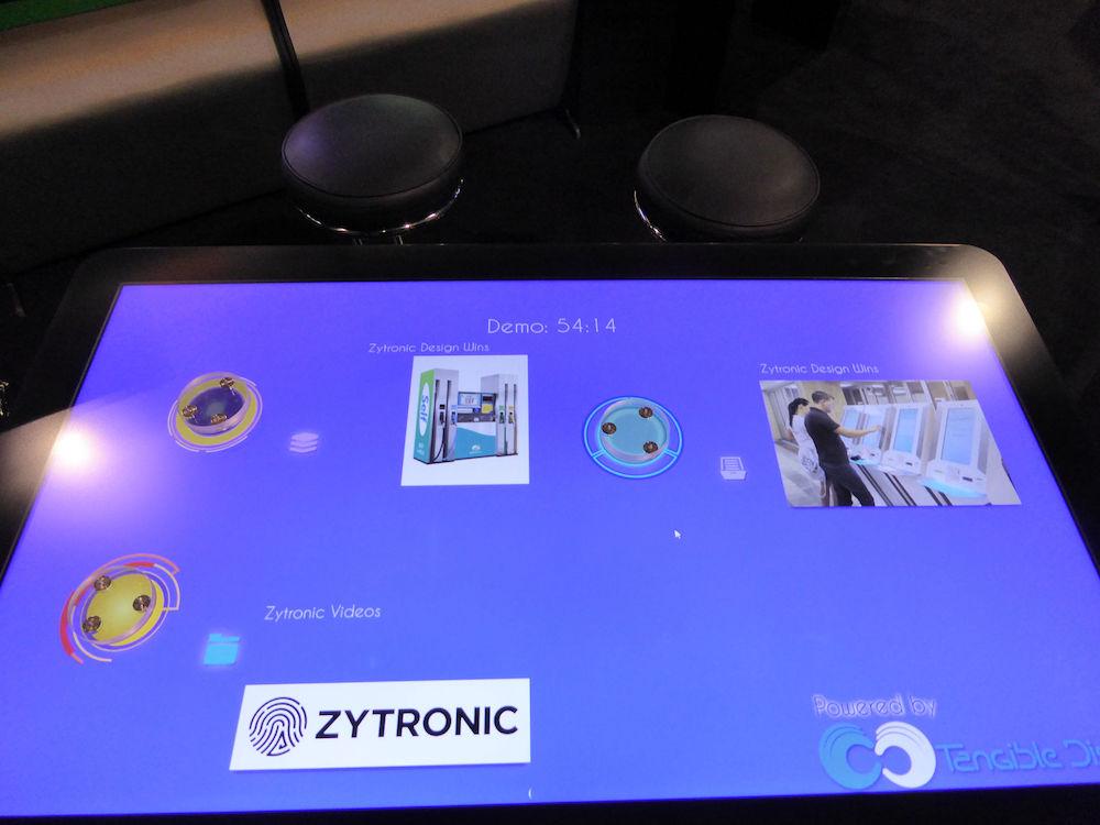 Zytronic führt jetzt Objekterkennungstechnologie ein (Foto: Zytronic)