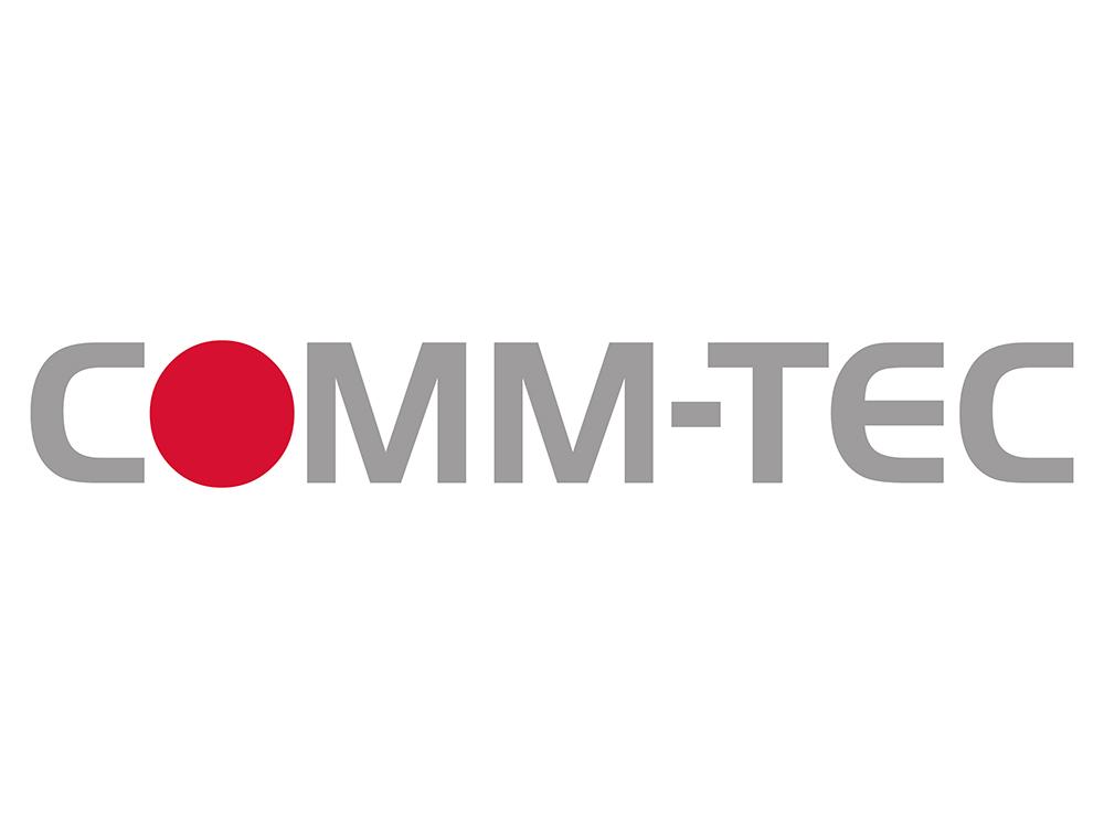 COMM-TECH sucht Vertriebsspezialist (m/w) Digital Signage im Außendienst (Logo: Comm-Tech)