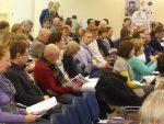 DAA Russia - Publikum beim ersten Konferenztag (Foto: invidis)