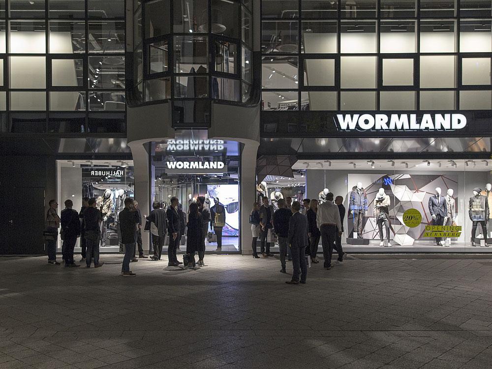 Filiale von Wormland (Foto: Wormland)