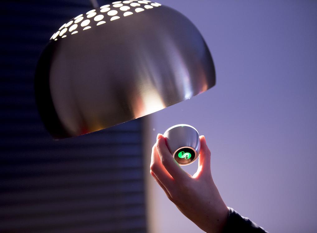 SDC-1 im Einsatz als Smart Lighting Control (Foto: SPIN remote)
