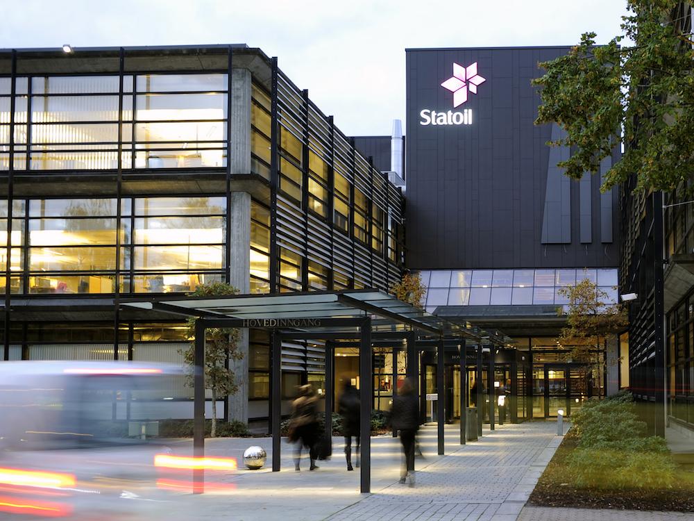 Zentrale von Statoil in Stavanger / Forus (Foto: Ivar Langvik / Statoil)