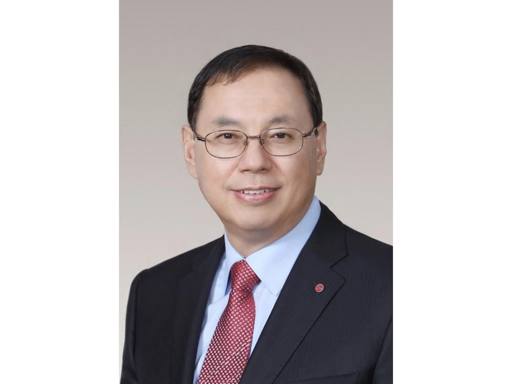 Ab jetzt neuer CEO bei LG - Jo Seong-jin (Foto: LG)