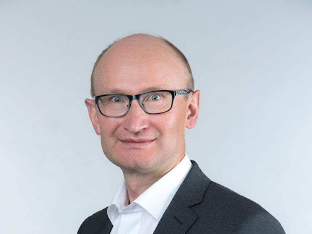 Bertram Schilling ist jetzt Business Development Manager für Displays und Systeme (Foto: HY-LINE Computer Components)