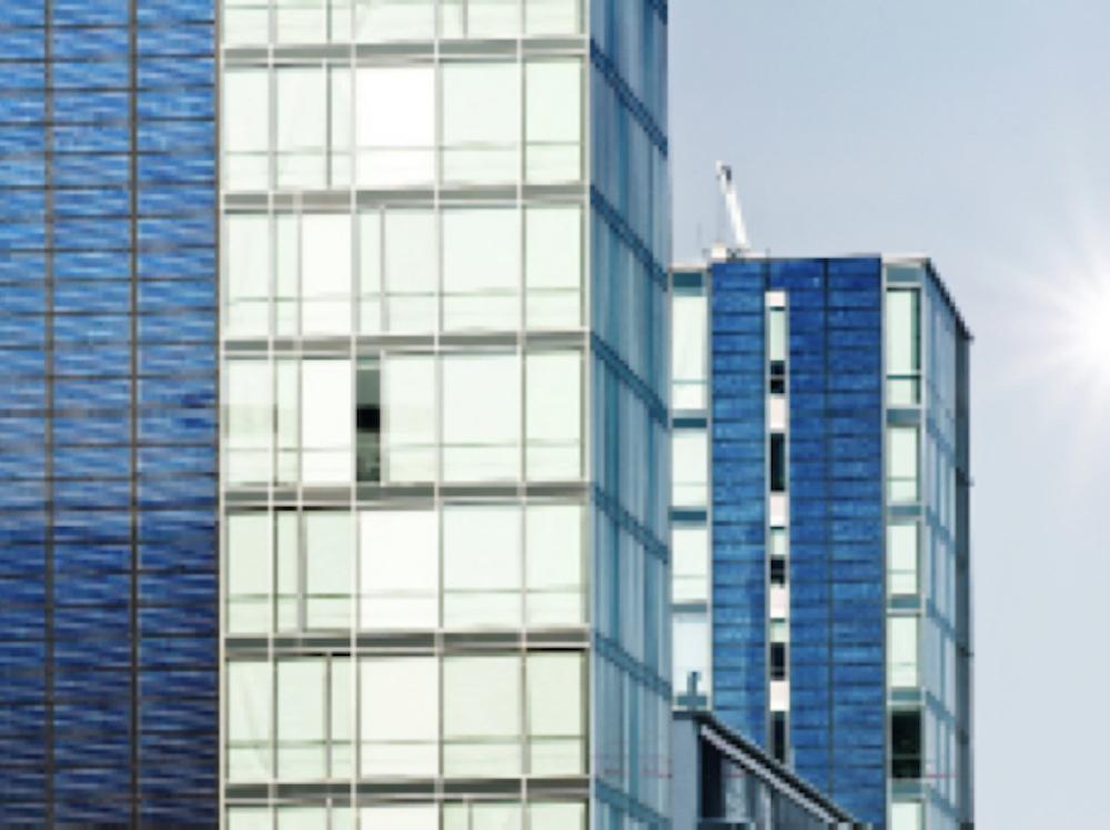 Der Solartower in Freiburg im Breisgau wird das Westiform Digital Signage Kompetenzzentrum beherbergen (Foto: Westiform)