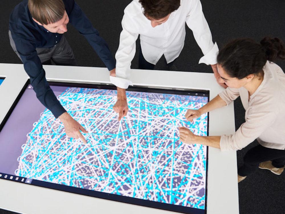 Komplexe Zusammenhänge sollen im wirtschaftlichen und Medien-Kontext genutzt werden (Foto: ETH Zürich)