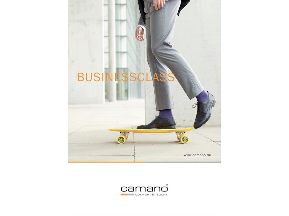 Künftig setzt camano auf neue Motive und eine neue Markeninszenierung (Foto: Saint Elmo's)
