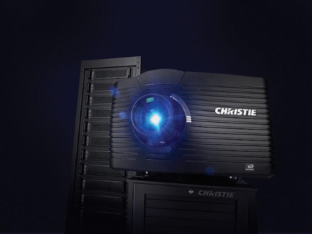 Laser Projektor CP42LH im Einsatz (Foto: Christie)