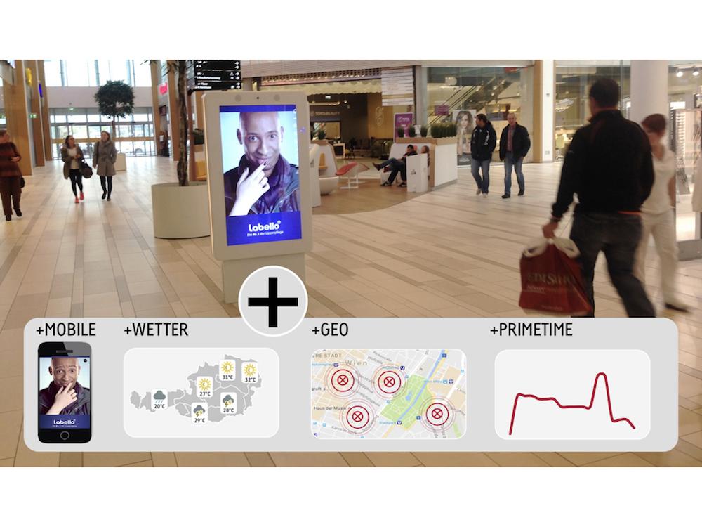 Mit SynchScreen DOOH geht Goldbach jetzt in den österreichischen Werbemarkt (Foto: Goldbach Media Austria)