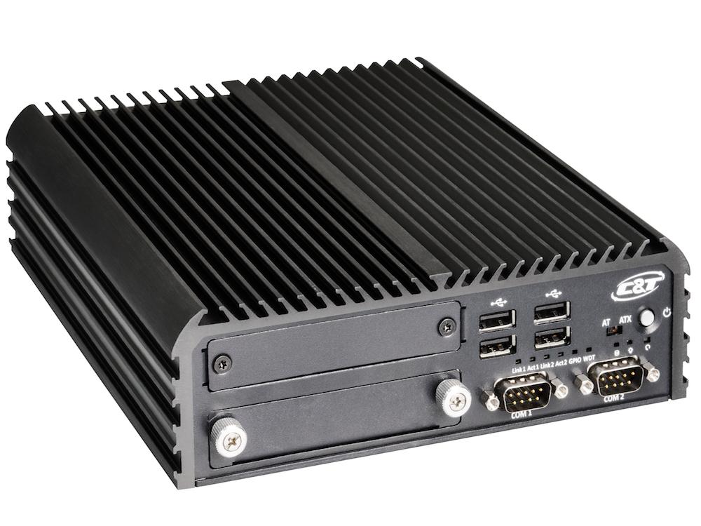 Neuer Mediaplayer RCO-3000 (Foto: Industrial Computer Source)