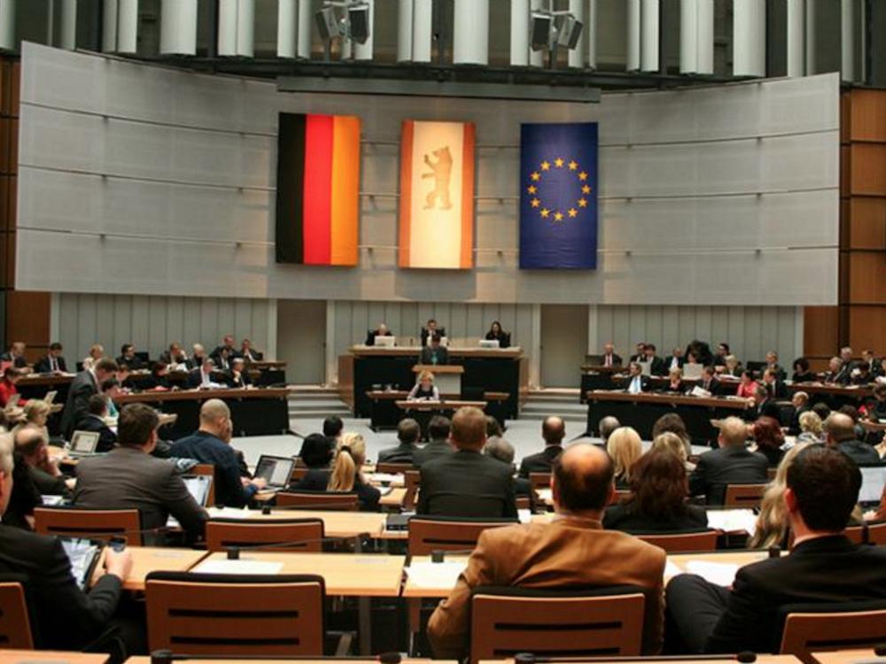 Plenar-Sitzung im Berliner Abgeordneten-Haus - Symbolbild (Foto: Abgeordnetenhaus von Berlin)