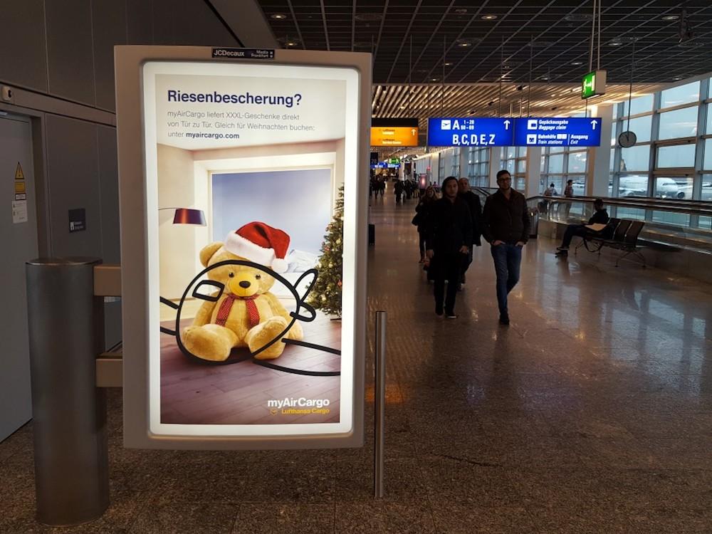 Verschiedene analoge und digitale Medien wurden genutzt (Foto: Media Frankfurt)