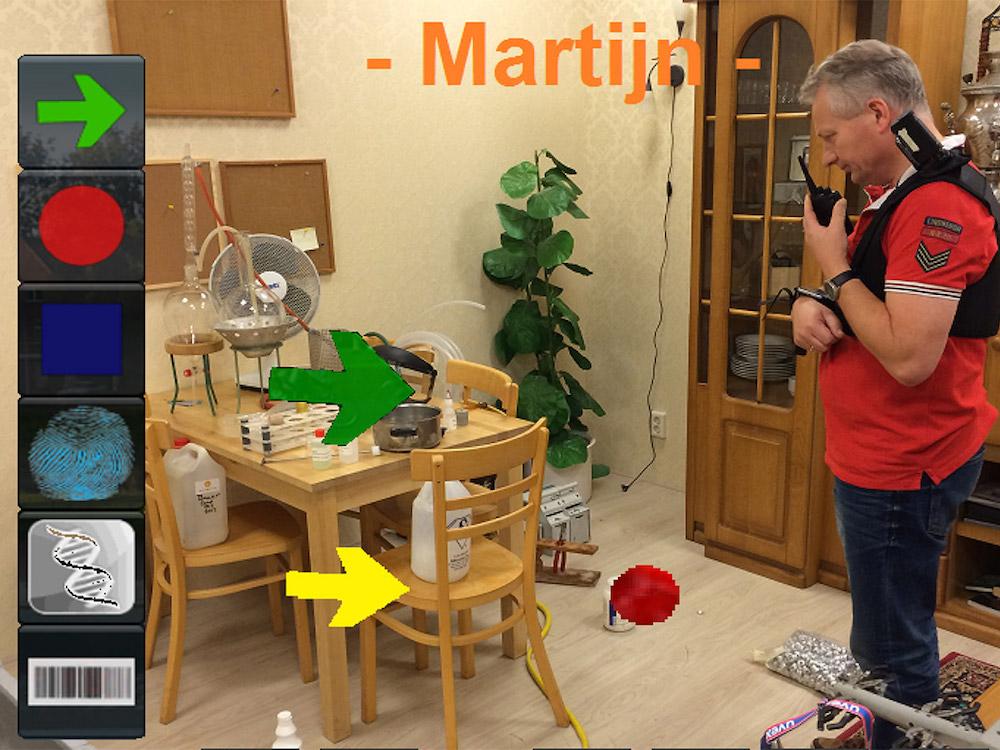 Welche Beweismittel am Tatort wichtig sind kann ein AR System gut abbilden.jpg (Foto: Dragoş Datcu / twnkls)
