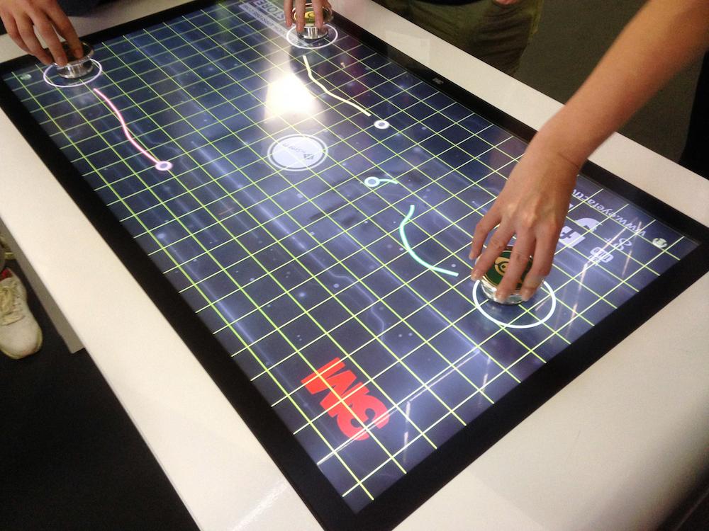 Interaktion und exakte Objekterkennung zeigt eyefactive mit Partner 3M (Foto: eyefactive)
