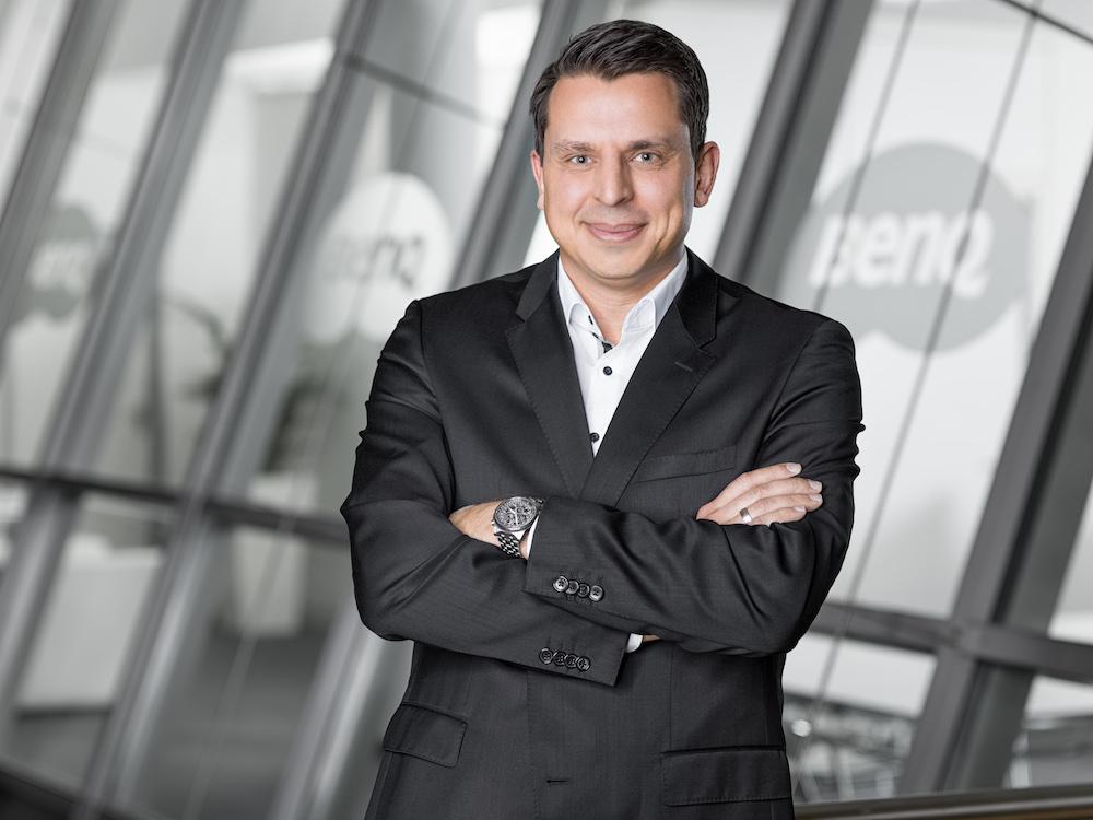 Kai Volmer ist neuer Head of Sales bei der BenQ Deutschland GmbH (Foto: BenQ)