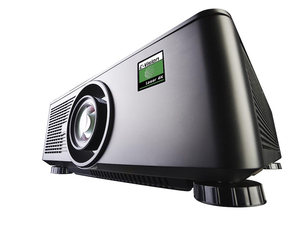 Laser Projektor EV Laser 4K (Foto: Digital Projection)