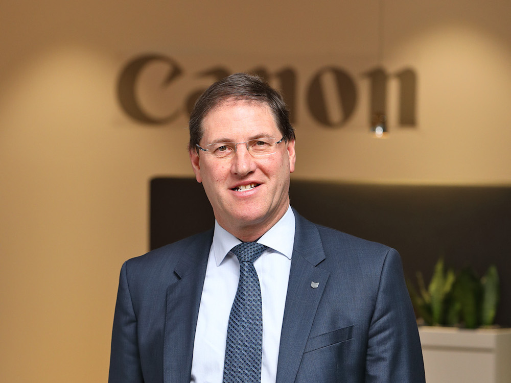 Paul Wouters ist Canons neuer Service Excellence Director B2B (Foto: Canon)