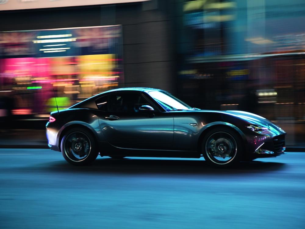 """Zum Jahresbeginn ist Mazda mit der Kampagne """"Drive Together"""" gestartet (Foto: Mazda)"""