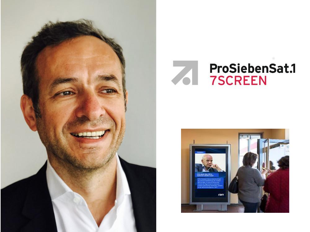 Risse übernimmt Geschäftsführung bei 7Screen (Fotos. 7Screen)